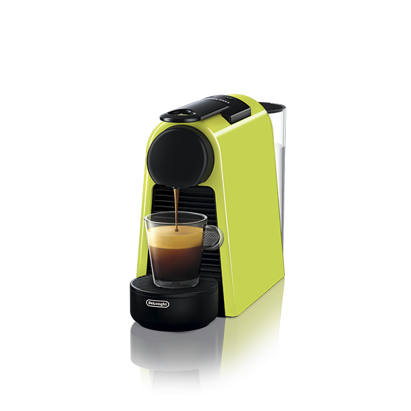 "Кофемашина капсульная ""Delonghi NESPRESSO Essenza Mini Lime Green"""