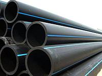 Трубы дренажные от 50 до 600мм полиэтиленовые и ПВХ с фильтром и без