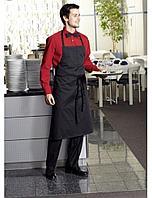 Фартук для официанта из водоо/жироотталкивающей ткани