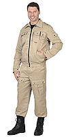 """Костюм """"ФРЕГАТ"""": куртка, брюки песочный, фото 1"""