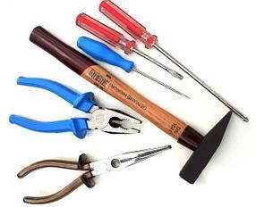 Инструменты, крепёжные и строительные материалы