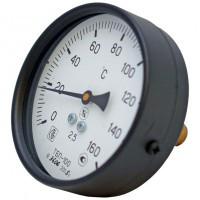 Термометр поверенный ТБП100/50/Т Юмас (Россия)