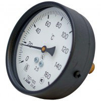 Термометр поверенный ТБП100/50/Т Юмас (Россия), фото 2