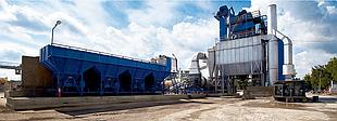 Асфальтобетонный завод (АБЗ) DMAP US