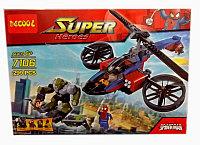 """Детский конструктор """"Super Heroes Spider-man"""""""