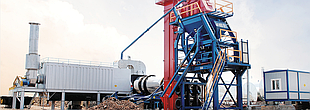Асфальтобетонный завод (АБЗ) DMAP-MB