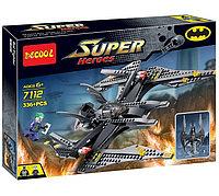 """Детский конструктор """"Super Heroes Batman-Joker"""""""