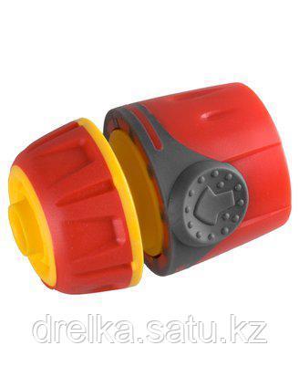 Соединитель GRINDA Premium, пластмассовый с TPR, 1/2, 8-426425
