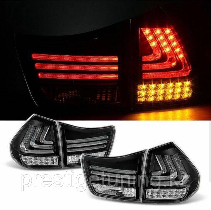 Задние фонари Lexus RX 2003-09 Smoke color