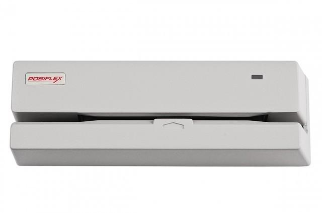 Считыватель магнитных карт Posiflex MR-2100U-3 USB (щелевой)