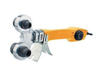 (94203) Аппарат для сварки пластиковых труб DWP-750, 750Вт, 260-300 град.,компл насадок, 20 - 40 мм// Denzel