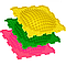 Модуль напольного покрытия «Орто. Островок мягкий», 1 шт., фото 2