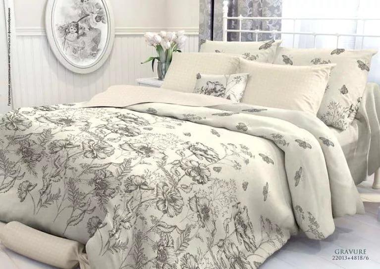 Комплект постельного белья,gravure
