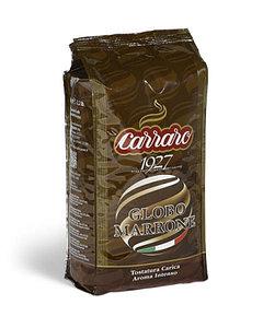 "Carraro ""Globo Marrone"", кофе в зернах, Италия"
