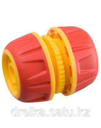 Муфта GRINDA Premium, пластмассовая с TPR, 3/4, 8-426443