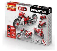 """Engino конструктор Inventor """"Мотоциклы 12 в 1"""" 86 деталей, Энджино"""