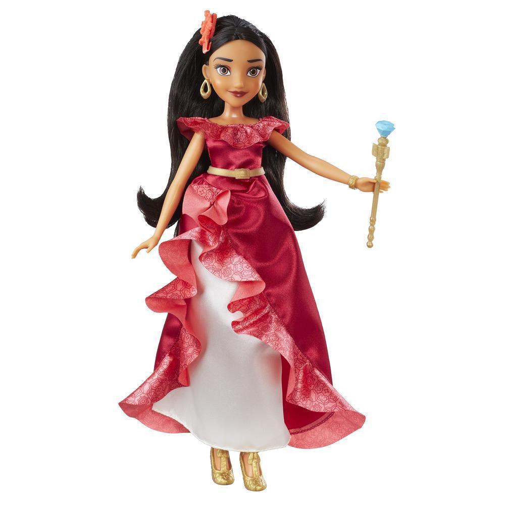 """Hasbro Disney """"Елена - Принцесса Авалора"""" Кукла Елена в красном платье"""