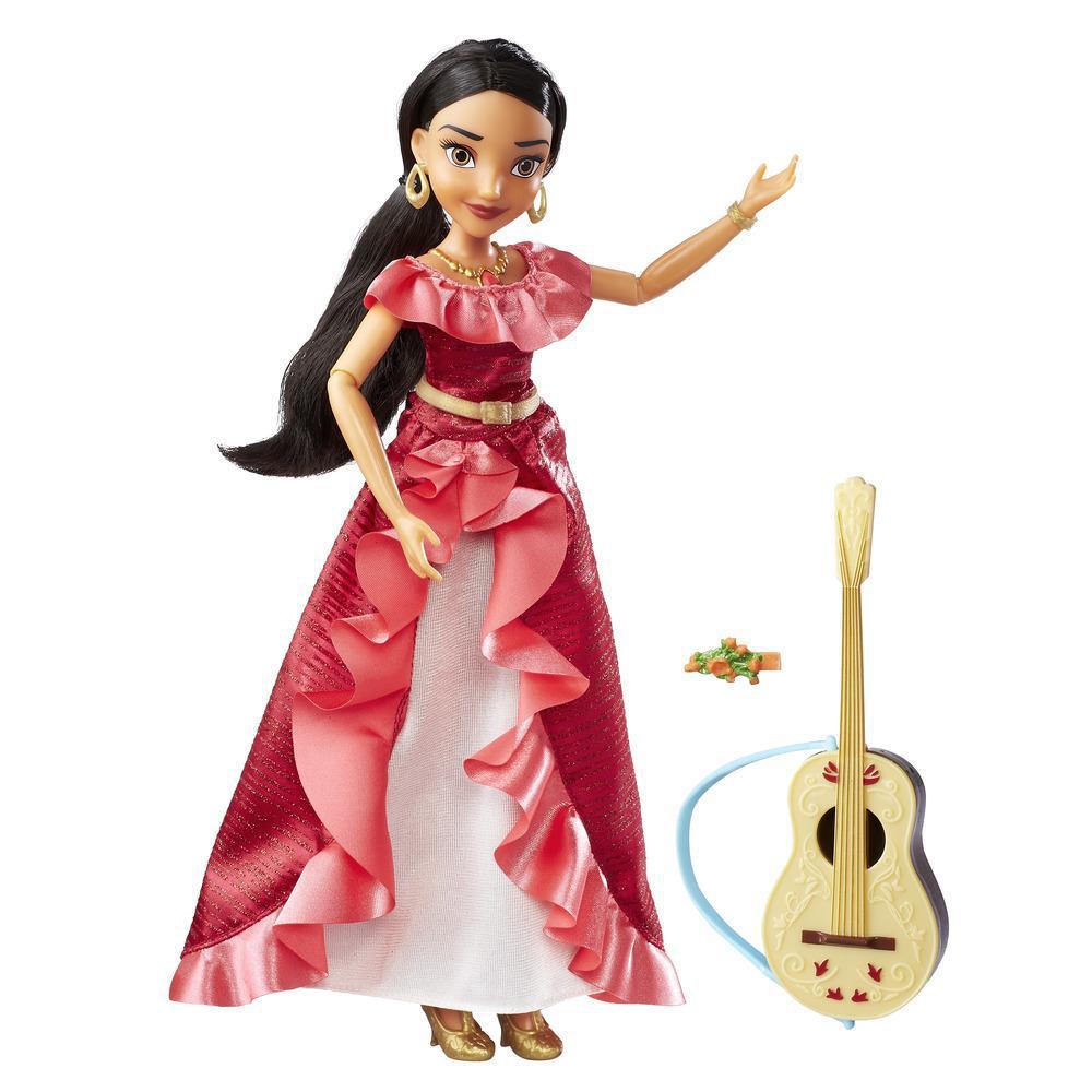 """Hasbro Disney """"Елена - Принцесса Авалора"""" Поющая Кукла Елена в красном платье (звук)"""