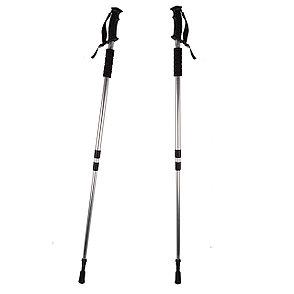 Палки телескопические для скандинавской ходьбы 2 шт., фото 2
