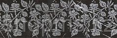 Керамическая плитка GRACIA Geneva black decor 01250*750)