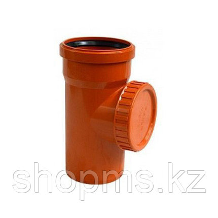 Ревизия канализационная 160 дл.  наруж., фото 2