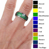 Кольцо настроения! Волшебное кольцо, которое меняет цвет! Хамелеон, фото 2