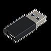 Переходник-адаптер USB 3.1 Type-C (Female) на USB 3.0(Male)
