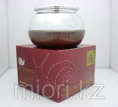 Антивозрастной крем для лица с муцином улитки YEDAM YUN BIT Complete Snail Anti-aging Recover Lifting Cream,50