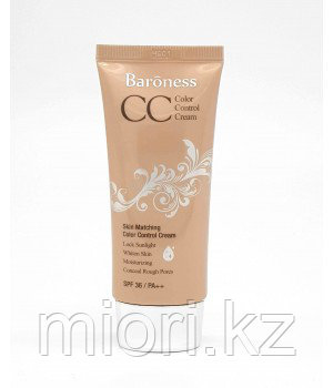 СС крем Baroness Color Control Cream SPF36+ PA++ 50мл