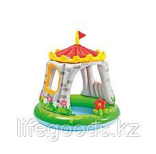 """Детский надувной бассейн """"Королевский замок"""" с навесом, Intex 57122, фото 2"""