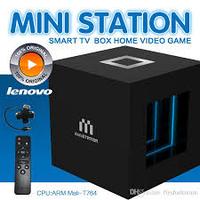 Lenovo G66: необычный ТВ бокс Smart TV box с Rockchip RK3288, 2GB RAM + 16GB ROM