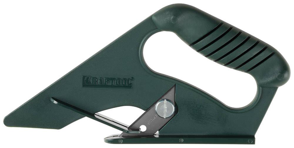 """(0930_z01) Нож для напольных покрытий, тип """"А02"""", KRAFTOOL 0930, 18мм"""