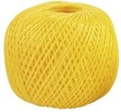 (93995) Шпагат полипропиленовый желтый 500 м 800 текс СИБРТЕХРоссия