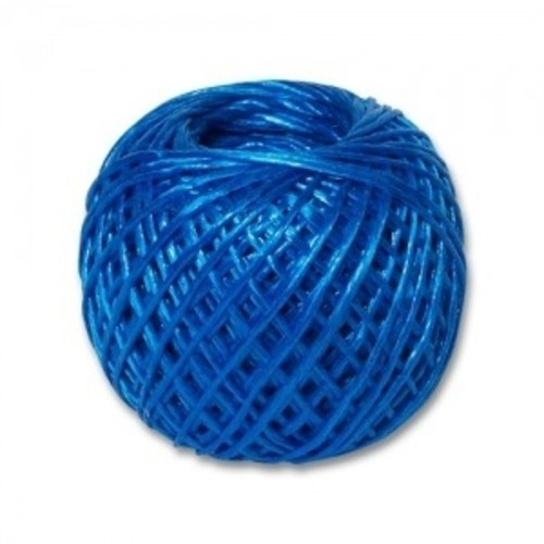(93994) Шпагат полипропиленовый синий 500 м 800 текс СИБРТЕХРоссия