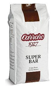 "Carraro ""Super Bar"", кофе в зернах, Италия"