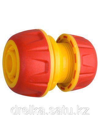 Муфта GRINDA Premium, пластмассовая с TPR, 1/2-3/4, 8-426445