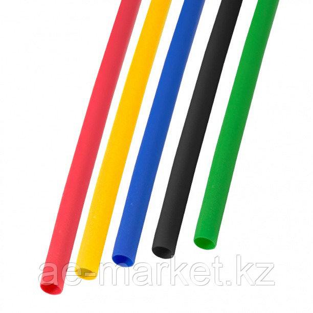 Набор термоусадочной трубки 5, 0 / 2, 5 мм 1м Пять цветов REXANT