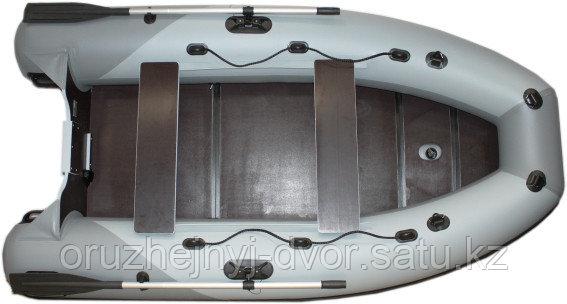 Лодка Фрегат М-290 С сер. (3 чел., 340 кг, 10л/с)