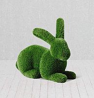 Садовая фигура топиари Кролик