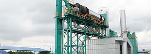 Завод по переработке асфальтобетона DMRAP-TD