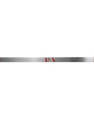 ПРАВИЛО ЗУБР МАСТЕР АЛЮМИНИЕВОЕ, ПРЯМОУГОЛЬНЫЙ ПРОФИЛЬ С РЕБРОМ ЖЕСТКОСТИ, 2,0М, фото 2