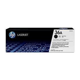 HP 36A картридж  HP LaserJet, Черный (CB436A)