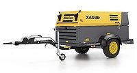 Компрессор Atlas Copco XAS 137 Kd COM3 на дорожном шасси