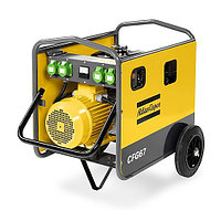 Частотный преобразователь на бензиновом двигателе CFG67