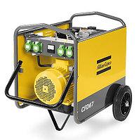 Частотный преобразователь на дизельном двигателе CFD67