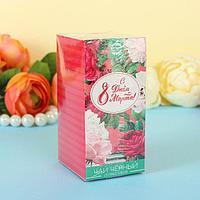 """Чай чёрный 25 пакетиков """"С днем 8 Марта"""" розы, фото 1"""