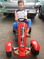Вело-картинг педальный детский