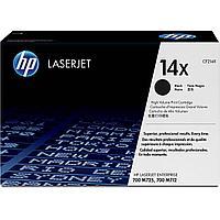 Картридж лазерный HP CF214X черный (CF214X)