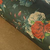 "Бумага упаковочная крафт ""Цветочные тени"", 70 х 100 см, фото 1"