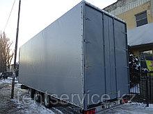 Автомобильные тенты на заказ в Алматы